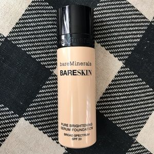 BareMinerals Bare Skin Foundation